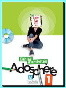 Image de Adosphère 1 Cahier d'activités + CD Audio