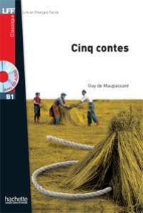 Image de Cinq contes (DELF B1- avec CD)