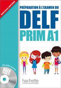 Image de DELF PRIM A1 - Préparation à l'examen (avec un CD audio encarté)