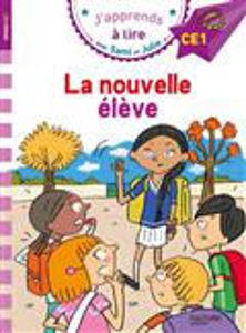 Image de La nouvelle élève : J'apprends à lire CE1