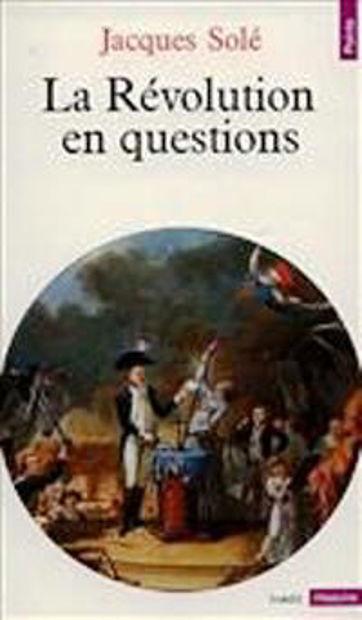 Image de La Révolution en questions