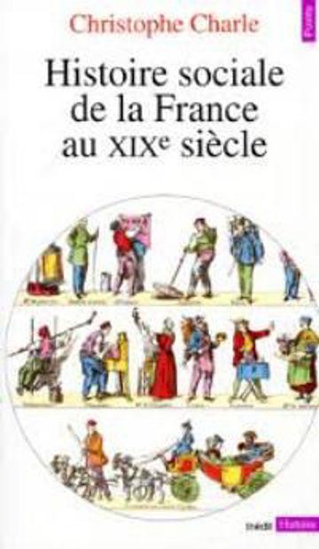 Image de Histoire sociale de la France au XIXème siècle