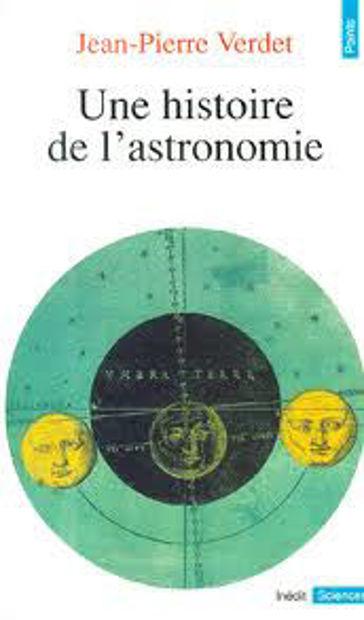 Image de Une Histoire de l'astronomie