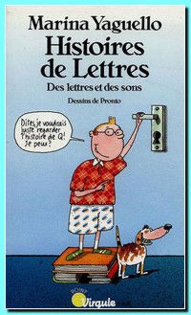 Image de Histoires de Lettres - Des lettres et des sons (inédit)