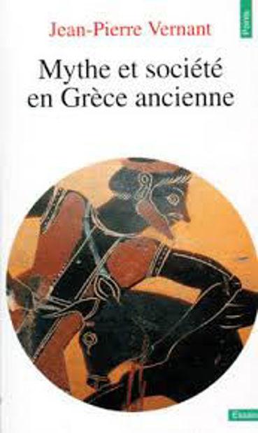 Image de Mythe et Société en Grèce ancienne