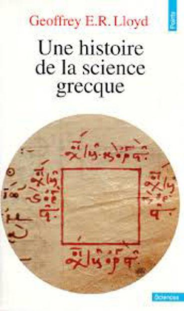 Image de Une Histoire de la Science grecque