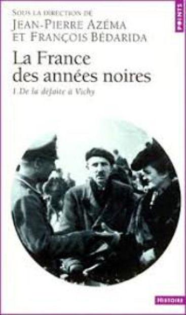Image de La France des années noires