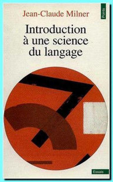 Image de Introduction à une science du langage