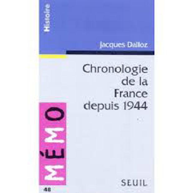 Image de Chronologie de la France depuis 1944