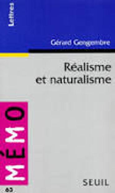 Image de Réalisme et naturalisme