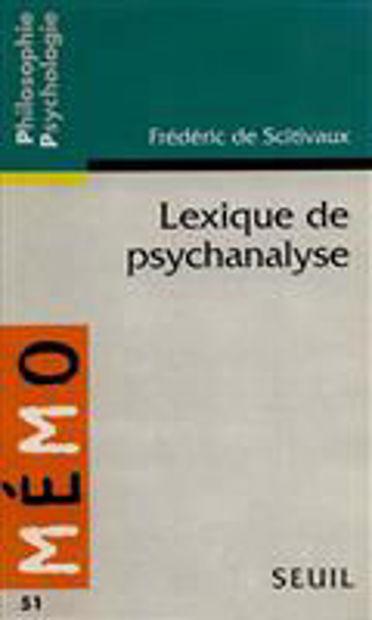 Image de Lexique de Psychanalyse