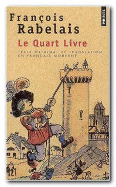 Image de Le Quart Livre