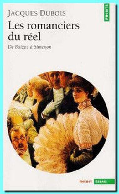 Image de Les romanciers du réel - de Balzac à Simenon
