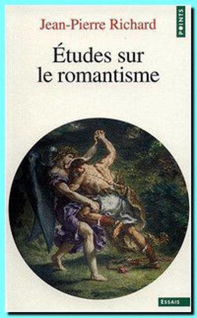 Image de Etudes sur le romantisme