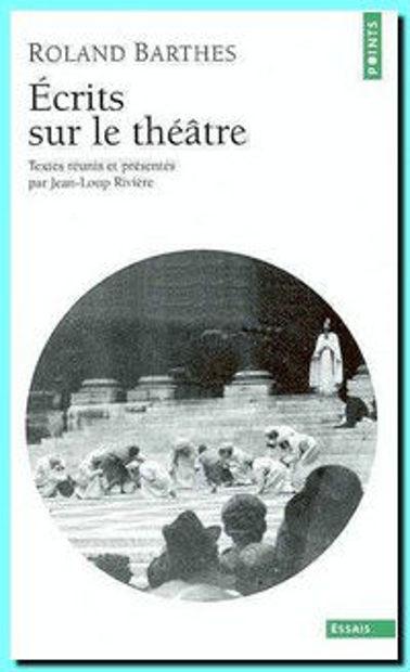 Image de Ecrits sur le théâtre