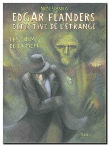 Image de Edgar Flanders, détective de l'étrange : les crimes de la momie