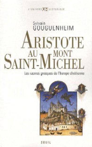 Image de Aristote au Mont-Saint-Michel