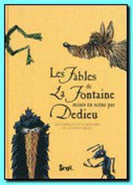 Image de Les Fables de la Fontaine mises en scène par Dedieu - 1