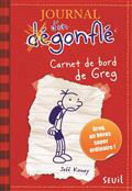 Image de Journal d'un dégonflé Volume 1, Carnet de bord de Greg