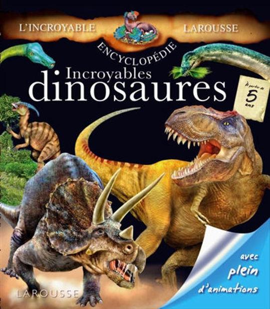 Image de Incroyables dinosaures