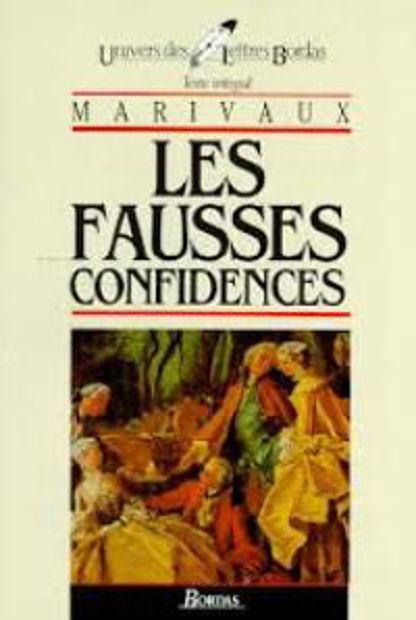 Image de Les Fausses Confidences
