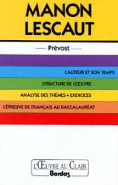 Image de Manon Lescaut - Prévost