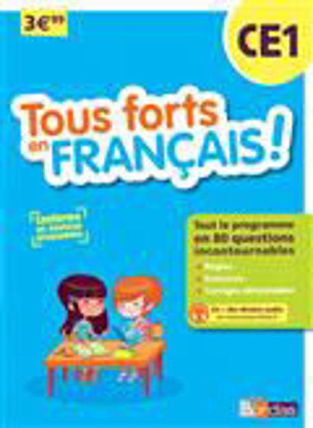 Image de Tous forts en français ! CE1
