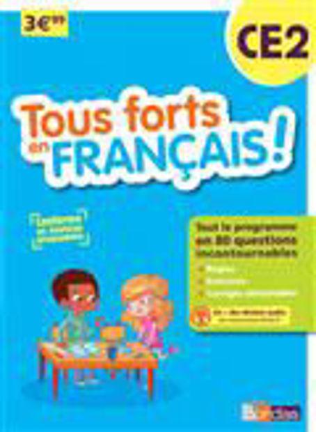 Image de Tous forts en français ! CE2