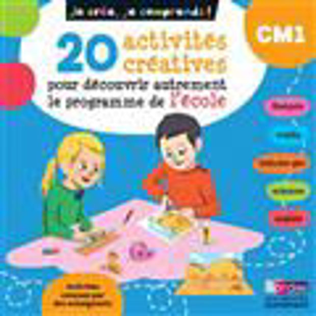 Image de 20 activités créatrices pour découvrir autrement le programme de l'école - CM1