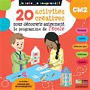 Image de 20 activités créatrices pour découvrir autrement le programme de l'école - CM2