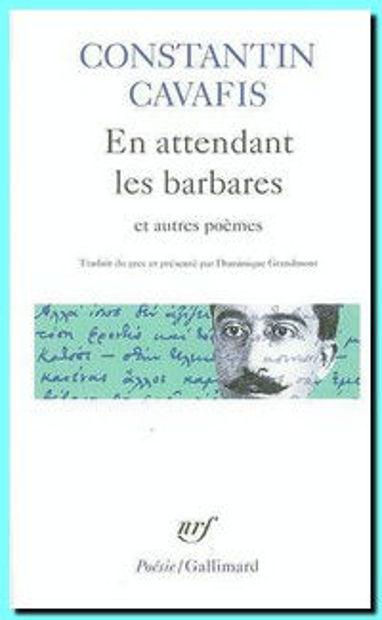 Image de En attendant les Barbares : et autres poèmes
