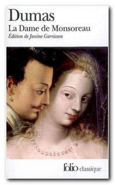 Image de La Dame de Monsoreau