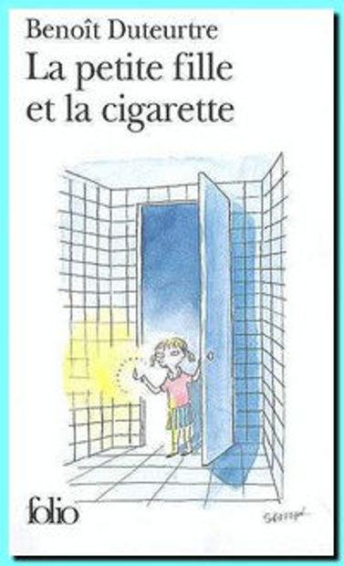 Image de La Petite fille et la cigarette