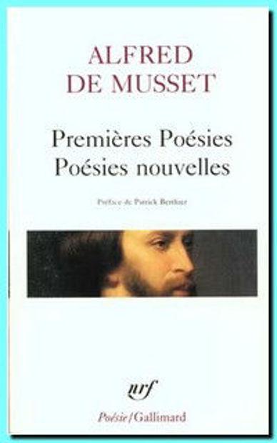 Image de Premières poésies : poésies nouvelles