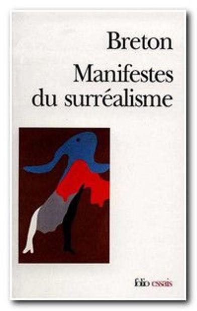 Image de Manifestes du surréalisme
