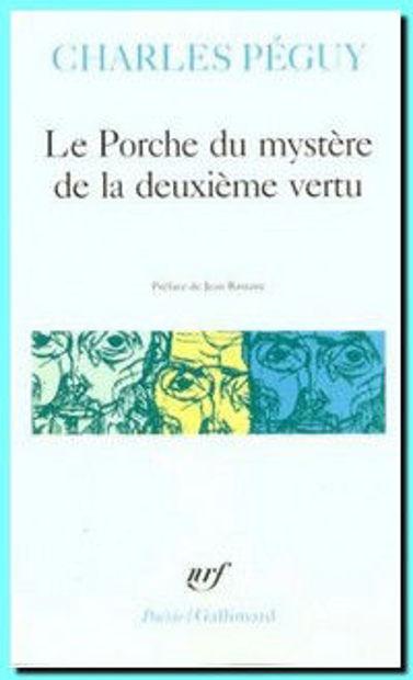 Image de Le porche du mystère de la deuxième vertu