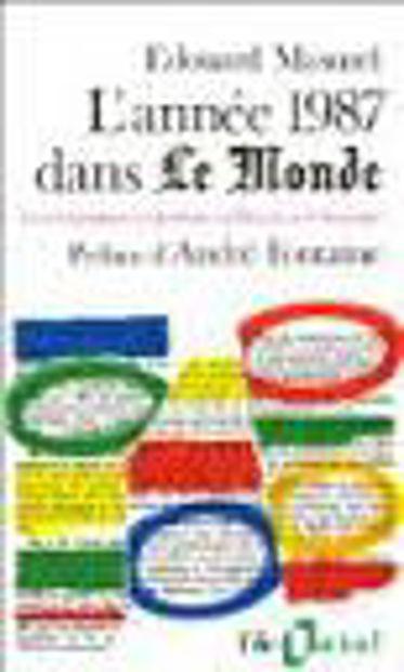 Image de L'année 1987 dans Le Monde