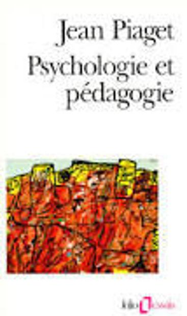 Image de Psychologie et pédagogie