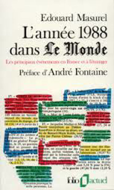 Image de L'année 1988 dans Le Monde