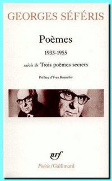 Image de Poèmes 1933 - 1955 suivis de Trois poèmes secrets