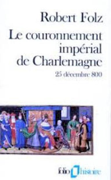 Image de Le couronnement impérial de Charlemagne, 25 décembre 800