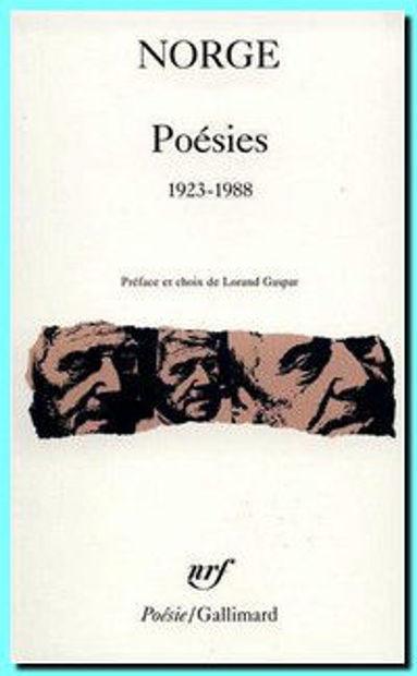 Image de Poésies 1923 - 1988
