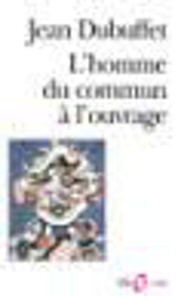 Image de L'Homme du commun à l'ouvrage