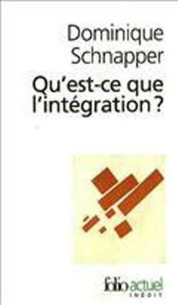Image de Qu'est-ce que l'intégration?