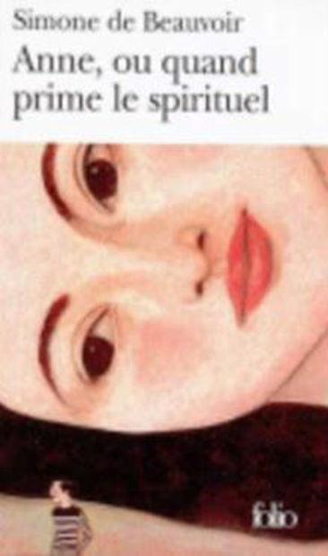 Image de Anne, ou quand prime le spirituel