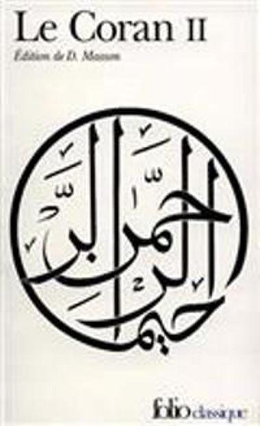Image de Le Coran Tome 2