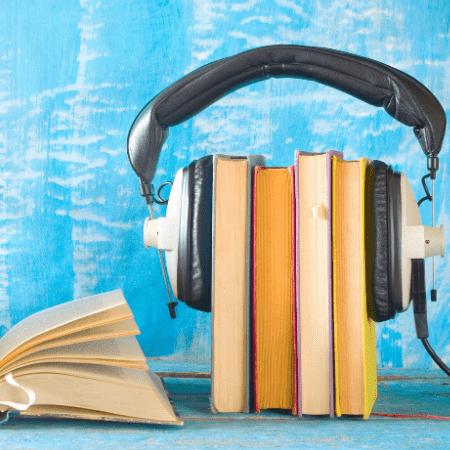 Image de la catégorie Livres audio
