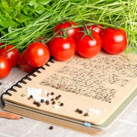 Image de la catégorie Livres de cuisine