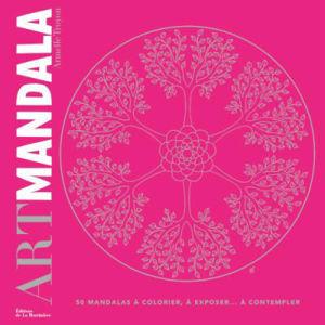 Image de Art mandala : 50 mandalas à colorier, à exposer... à contempler