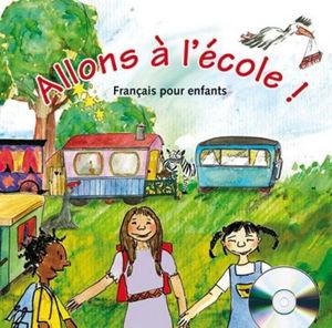 Image de Allons à l'école ! - CD audio